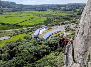 Craegh Dhu Wall