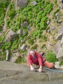 Andy B on Technical Slab