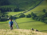 Early morning hike to Gimmer