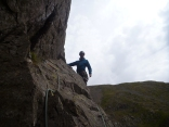 Top pitch of Tophet Wall