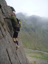 Jamie on Needle Ridge