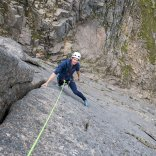 Top crack on Squareface - photo Rob Lovell