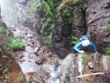waterfall climbing - Photo Tom Adams