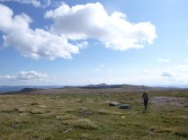 Big spaces in the Cairngorms