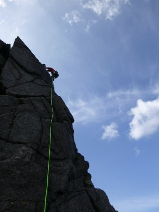 Top pitches of The Cumming-Crofton Route